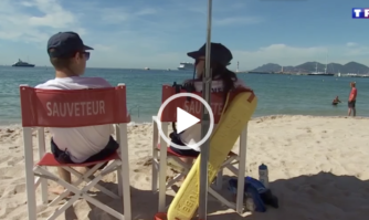 Le JT de TF1 met en lumière les emplois saisonniers à Cannes.