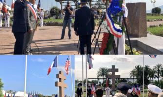 David Lisnard a célébré l'Appel du 18 juin 1940 du Général de Gaulle