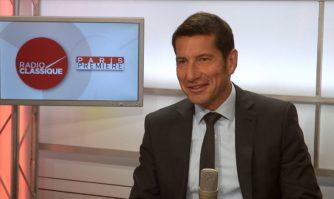 Interview de David Lisnard dans la matinale de Radio Classique et Paris Première