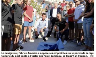 Un air de Vendée Globe à Cannes