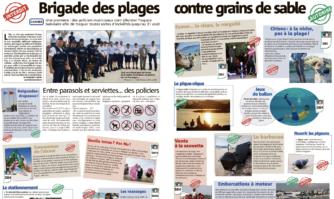 Cannes : Brigade des plages