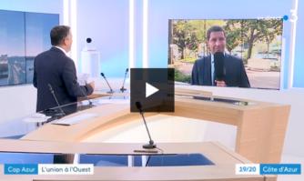 Le pôle métropolitain Cap Azur est lancé avec l'élection de son nouveau Président David Lisnard
