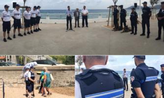 Nouvelle brigade des plages : pour assurer la sécurité et la tranquillité sur le littoral cannois