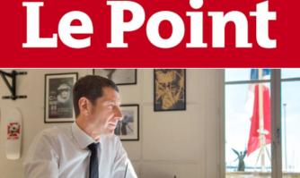 Interview de David Lisnard dans Le Point : «Que l'État, mauvais élève, arrête de nous faire la leçon en permanence!»