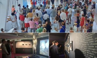 Inauguration du Musée éphémère du cinéma