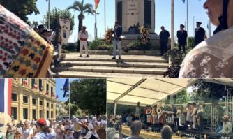 Fêtede la Saint-Cassien : Cannes célèbrefièrement sesracines et ses traditions
