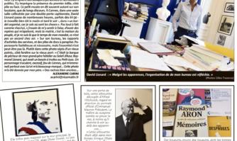 Ces objets qui nous en disent plus sur la personnalité de David Lisnard, Maire de Cannes