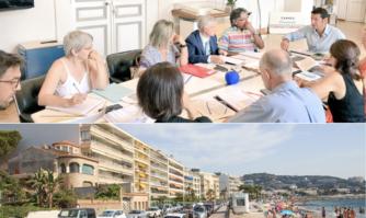 Cannes Avance : préparation de l'embellissement du boulevard Gazagnaire