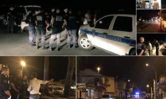 Tournée de terrain nocturne dans tous les quartiers de Cannes avec la Police municipale