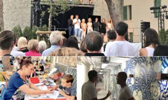 Cinquième édition du Suquet des Arts : la quintessence de la créativité locale !