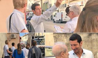 Au cœur de Cannes : contrôle de l'espace public et repérage de l'offre de logement