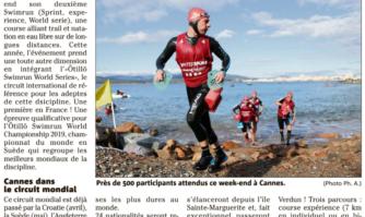 Swimrun Ötillö World Series : une première en France