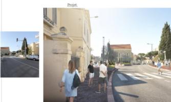 Embellissement de l'avenue de Grasse dès novembre 2018