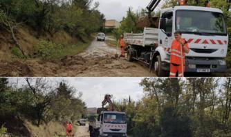 Inondations de l'Aude : La Mairie de Cannes mobilisée pour aider les sinistrés