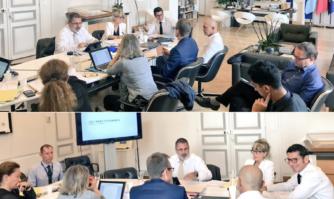 Préparation de la présentation de la stratégie Tourisme PAC 2019