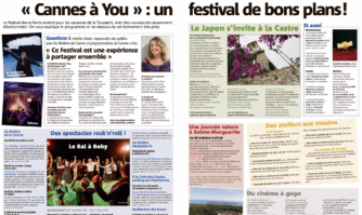 P'tits Cannes à You : un festival de bons plans proposé par la Mairie de Cannes