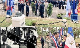 Commémoration de la bataille de Verdun dans le cadre du Centenaire de l'Armistice de la Première Guerre mondiale