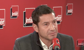David Lisnard était l'invité de Léa Salamé sur France Inter