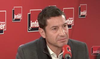 David Lisnard était l'invité de Léa Salamé sur France Inter
