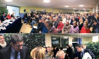 Assises de Quartier de la Pointe Croisette : de nombreux Cannois étaient au rendez-vous pour ce moment fort de démocratie participative