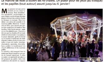 Cannes : venez vous régaler au village (de Noël) !