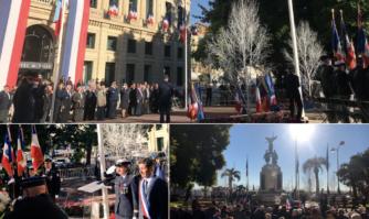 16e journée nationale d'hommage aux morts pour la France pendant la guerre d'Algérie et les combats du Maroc et de la Tunisie