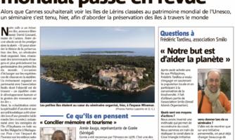 Le patrimoine insulaire mondial passé en revue