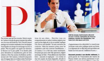 Engagement : les vérités du Maire de Cannes