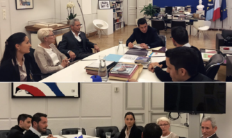 Le civisme à l'honneur lors d'une rencontre conviviale avec les présidents des Rotary