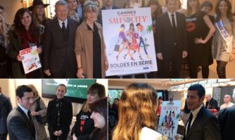Sales and the city – Soldes en série : une politique communale volontariste pour animer et dynamiser Cannes pendant les soldes