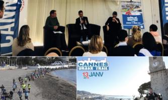 Près de 3000 participants pour la 2e édition du Cannes Urban Trail créé par la Mairie de Cannes en coopération avec ASO