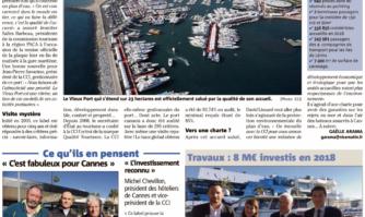 """Le Vieux Port de Cannes décroche le label """"qualité tourisme"""", une première en France"""