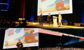 C'est parti pour unweek-endludique et convivial avec le plus grand festival francophone dédié aux jeux !