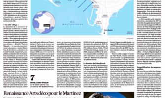 Cannes : la Croisette s'offre un grand lifting