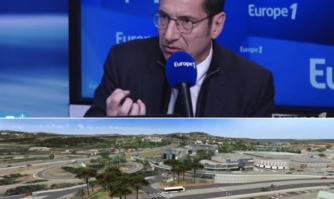 Bretelle des Tourrades: invité d'Europe 1, David Lisnard a réaffirmé sa mobilisation totale afin d'obtenir le respect des engagements de VINCI-ESCOTA et a dénoncé le scandale d'État des concessions autoroutières.