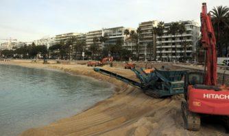 Plages plus larges, promenade plus spacieuse... Ce qu'il faut savoir sur l'énorme chantier qui va changer le visage de la Croisette à Cannes