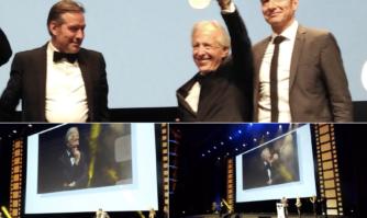Congrès Clefs d'Or : médaille d'Or de la Ville de Cannes pour l'enfant du pays devenu une référence dans son domaine