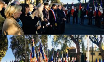 Commémoration de la fusillade de la rue d'Isly