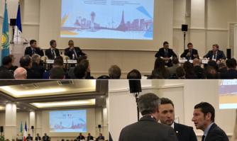 Le Forum Kazakhstan-France a été organisé à Cannes, capitale des salons et congrès professionnels