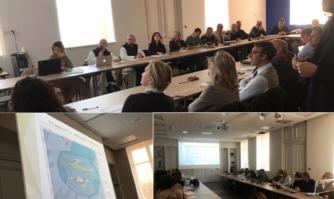 Nouvelle réunion du Comité insulaire des îles de Lérins