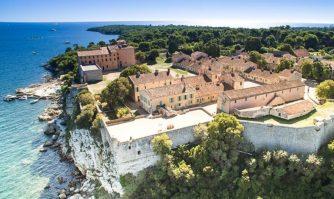 Iles de Lérins : Cannes au chevet du Fort Royal