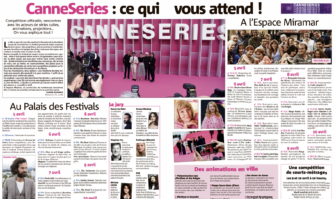 CANNESERIES : ce qui vous attend !