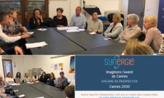 Agenda des Ateliers de prospective «Synergie» Cannes 2030