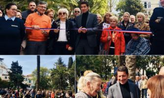 Square René Cassin : l'embellissement et la rénovation des espaces dédiés aux familles se poursuivent !