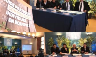 CAP Azur : Réunion des Présidents des agglomérations pour optimiser l'attractivité à l'échelle du Pôle métropolitain