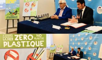 Charte environnementale : Cannes prend de vitesse la future règlementation interdisant le plastique