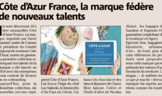 Côte d'Azur France, la marque fédère de nouveaux talents