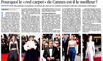 Pourquoi le red carpet de Cannes est-il le meilleur ?