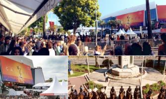 Sécurité lors du Festival de Cannes : David Lisnard remercie tous les services mobilisés, notamment ceux de l'État dirigés par le Préfet des Alpes-Maritimes, Bernard Gonzales