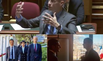 Le Ministre de la Culture, Franck Riester, réaffirme au Sénat la volonté de l'État d'accompagner « la vision de David Lisnard pour Cannes en matière d'économie culturelle, créative et universitaire »